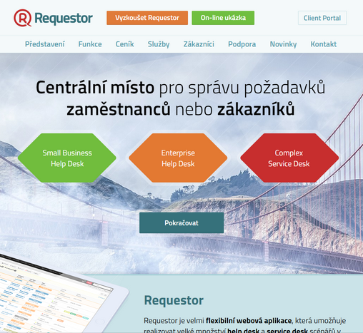 Requestor Technologies s.r.o