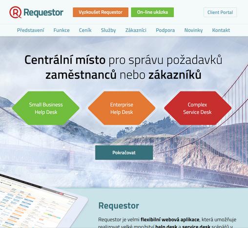 Requestor Technologies s.r.o